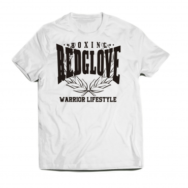CAMISETA RG WARRIOR BLANCA