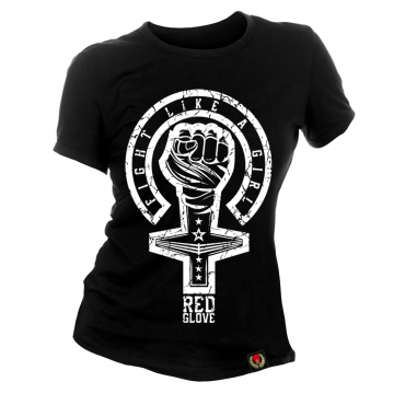 CAMISETA RG MUJER KNUCLES