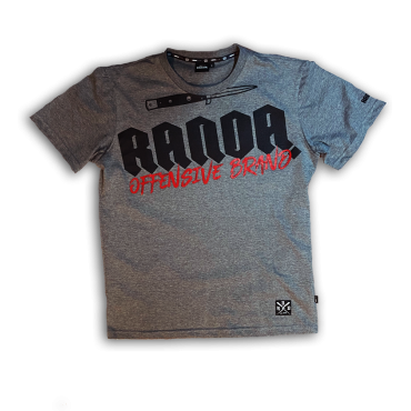 CAMISETA RANDA OFFENSIVE GREY